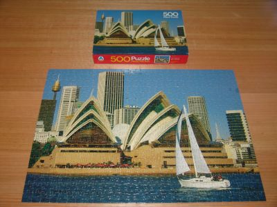 Opera House Jigsaw