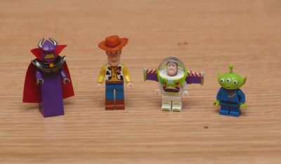 Toy Story minifigs