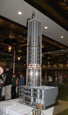 Lego BrickExpo 2011