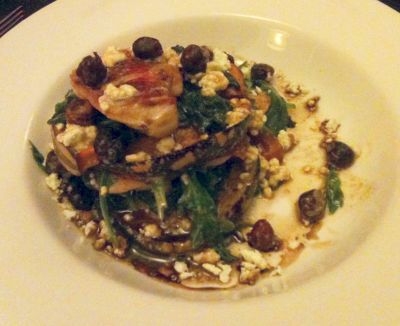 Pollo Insalata at Bellas, Parkes