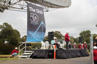 The Dish - 50 years old!