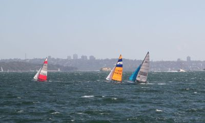 Sailing boats on the harbour