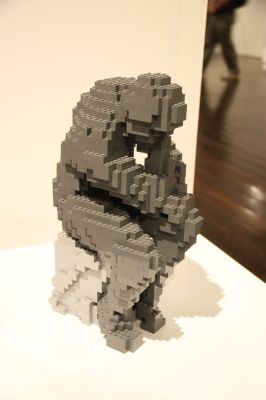 Nathan Sawaya's Art of the Brick