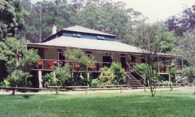 Barrington Tops Guest House