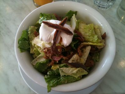 Black Pepper Caesar Salad