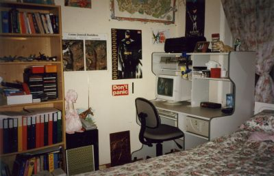 My room in 1997