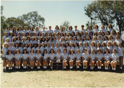 Jannali Girls High School, Year 12, 1991