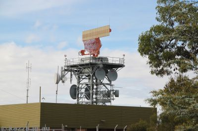 Radar on Mount Majura