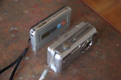 Random cameras