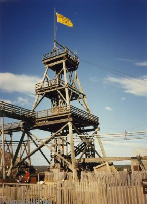 Sovereign Hill mine
