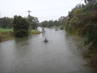 Ginninderra Creek Flooding