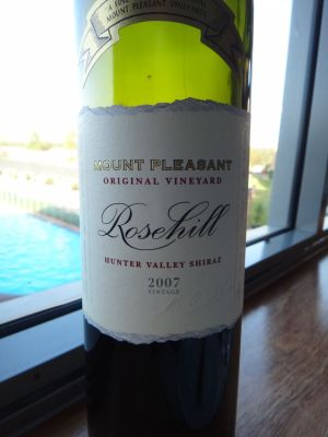 Red Salt shiraz