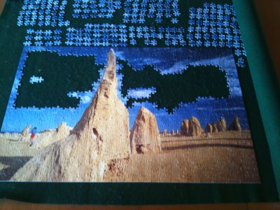 Coast jigsaw