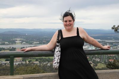 Kore on Mount Ainslie
