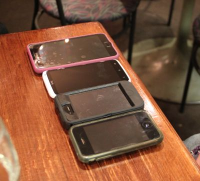 Phone lineup