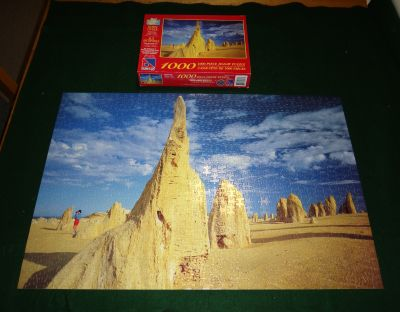 Pinnacles Jigsaw