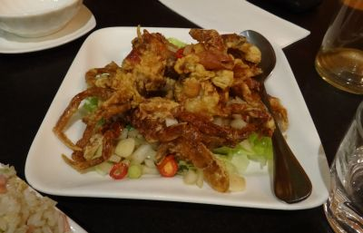Asia Cafe Soft Shelled Crab