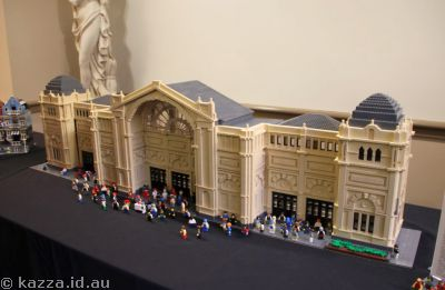 Lego Brick Expo 2013