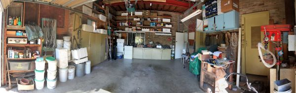 Parents' Garage
