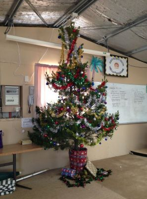 Club Christmas Tree