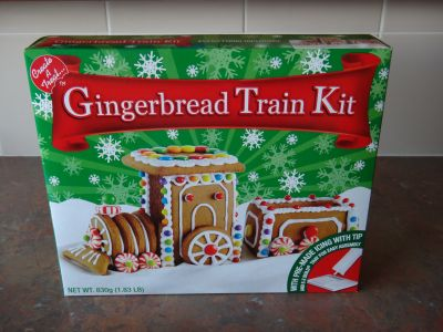 Ginger Bread Train