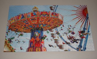 Flying chairs jigsaw