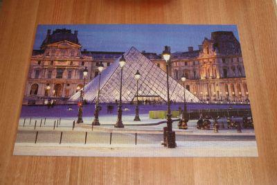 Louvre jigsaw