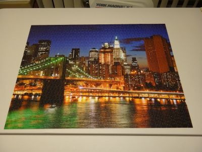 New York jigsaw