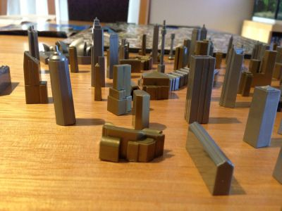 Sydney 4D Jigsaw
