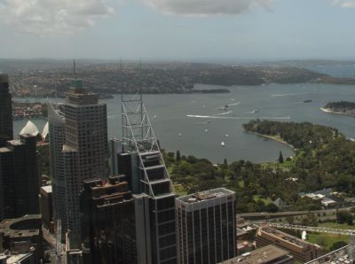 Sydney Tower 2011
