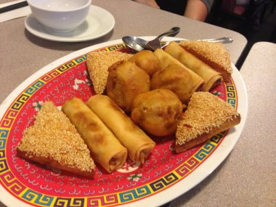 Beijing House entrees