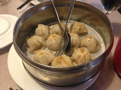 Beijing House dumplings