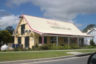 Bodalla cheese factory