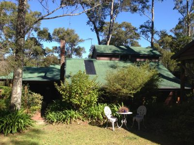 Bellbird Cottage B&B