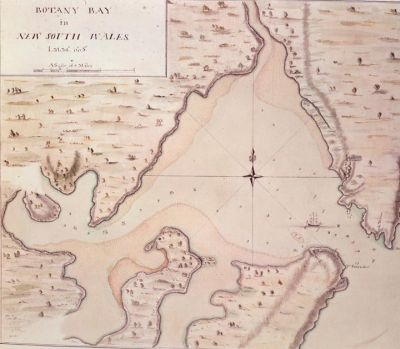Captain Cook Botany Bay
