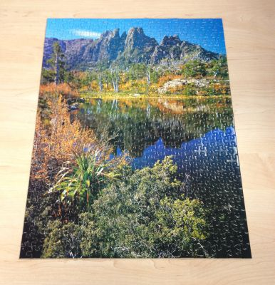 Cradle Mountain jigsaw