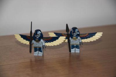 Lego flying mummies