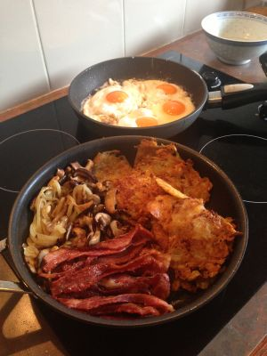 Mega breakfast