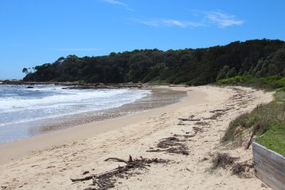 Shelly Beach, Moruya