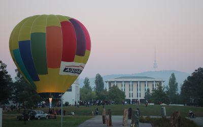 Canberra Balloon Fiesta 2015