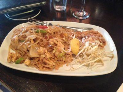 Chong Co pad thai