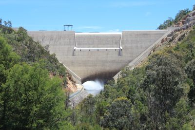 Cotter Dam