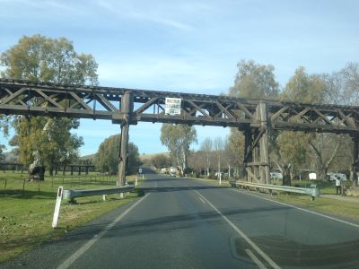 Gundagai bridge