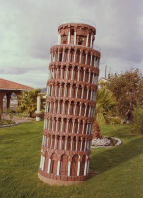 Leaning Tower of Albany