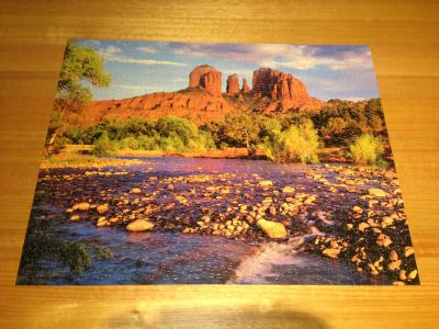 Red Rock Crossing, Sedona jigsaw