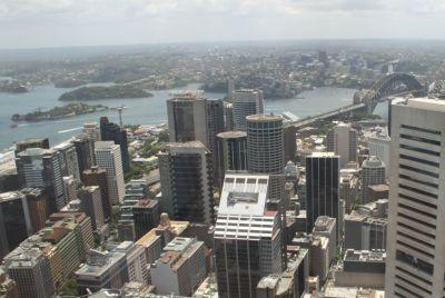 Sydney Tower December 2011