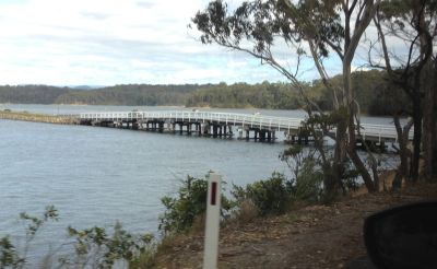 Wallaga Lake bridge