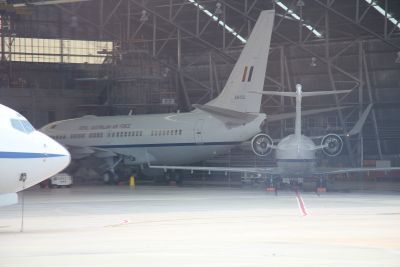 Air Force 2? :)  (A36-002)
