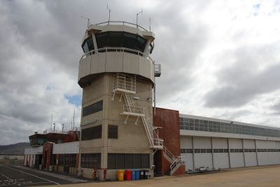 Canberra air traffic control tower