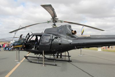Aérospatiale AS 350B2 VH-LVM
